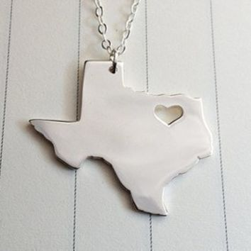 Deep in the Heart of Texas Necklace