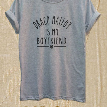 Draco Malfoy Shirt T Shirt TShirt Harry Potter Shirt by LAARUZOO