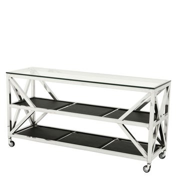 Shelved Console Table | Eichholtz Prado