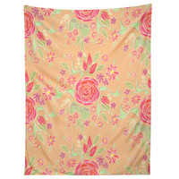 Lisa Argyropoulos Sweet Rose Delight Tapestry