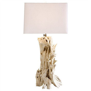 ARTERIORS Home Bodega Distressed Driftwood Lamp