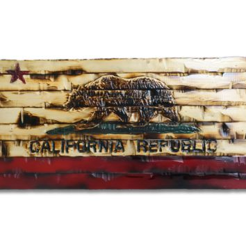 California State Flag 38x20