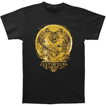 Cult Of Luna Men's  Eternal Kingdom T-shirt Black Rockabilia