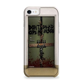 WALKING DEAD DOOR CLING iPhone 6 | iPhone 6S Case