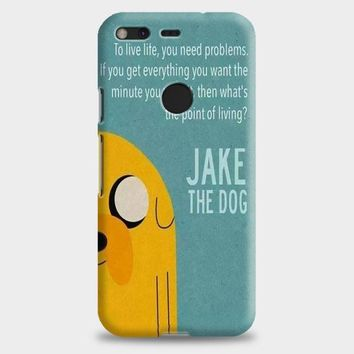 Adventure Time Jake The Dog 2 Google Pixel XL 2 Case