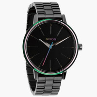 Nixon The Kensington Watch Gunmetal/Multi One Size For Women 23422811201