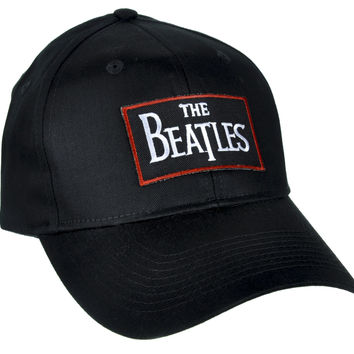 The Beatles Hat Baseball Cap Alternative Clothing Rock n Roll Legends