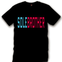 The Fresh I Am Clothing Sole Brother Lebron South Beach 11's Black Tee