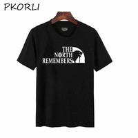 Game Of Thrones T Shirt The North Remembers