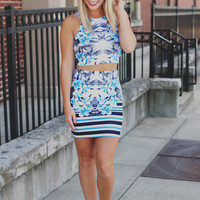 Full Force Two-Piece Dress