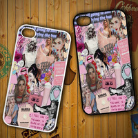 Marina and the Diamonds X1269 LG G2 G3, Nexus 4 5, Xperia Z2, iPhone 4S 5S 5C 6 6 Plus, iPod 4 5 Case