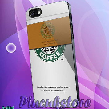 iPhone 4/4S/5/5S/5C, Samsung Galaxy S3/S4, htc One X/x+/S Case, iPod Touch 4/5 Starbucks Coffee Cup