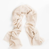 Maddy Ivory Long Scarf