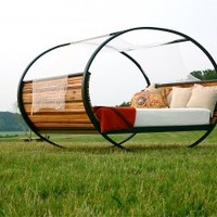Mood Rocking Bed - Furniture + Lighting Home Source International