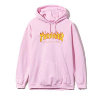 Fashion Thrasher Sweater Shirt Pullovers Sweaters In Plus Size