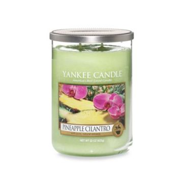 Yankee Candle® Pineapple Cilantro Large Lidded Tumbler Candle