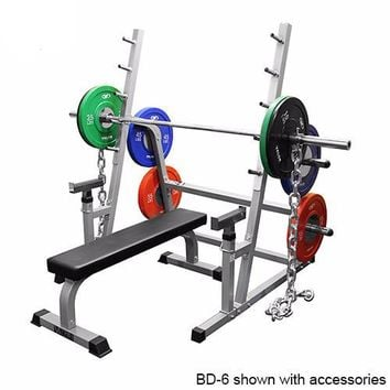 Valor Fitness BD-6 Safety Squat/Bench Combo Rack