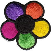 Soul Flower Hippie Patch on Sale for $2.99 at HippieShop.com