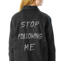 UNIF Following Jacket Black