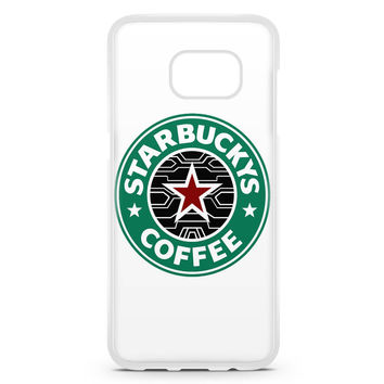 Bucky Barnes The Winter Soldier Starbuck Samsung Galaxy S7 Edge Case