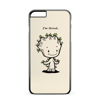 Baby Groot Smile iPhone 6 Plus Case
