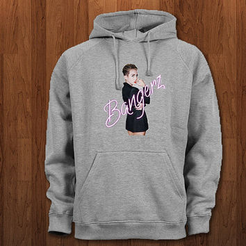 miley cyrus Hoodie for size s-3xl, for color black, white, gray, and red