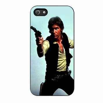 Han Solo Full Wrap three iPhone 5/5s Case
