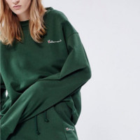 Tide brand vetements loose on both sides to wear hooded sweater wild retro Oversize loose hoodies