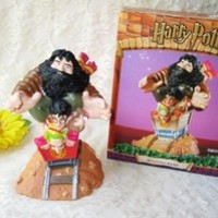 Harry Potter Sculpted Bank Enesco NIB Collectible Home Decor Kids Bank