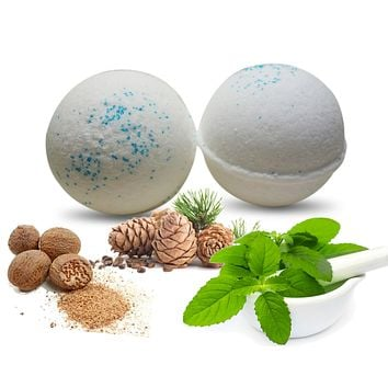 Cool Water For Men Bath Bomb 6 oz