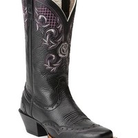 Ariat Terrace Acres Cowgirl Boots - Square Toe - Sheplers