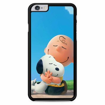 Snoopy And Charlie Brown iPhone 6 Plus / 6S Plus Case