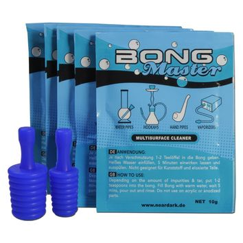 Bong Master – Bong Cleaner Starters Kit