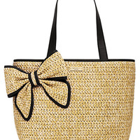 Kate Spade Belle Place Straw Summer