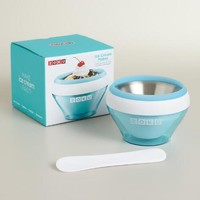 Blue Zoku Ice Cream Maker