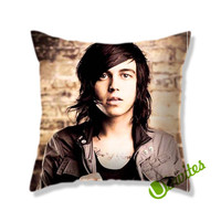 kellin quinn sleeping with sirens Square Pillow Cover