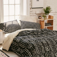 Holli Zollinger For DENY Dot Stripe Duvet Cover - Urban Outfitters