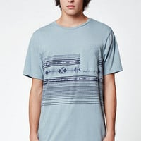 On The Byas Spear Jacquard Pocket T-Shirt at PacSun.com
