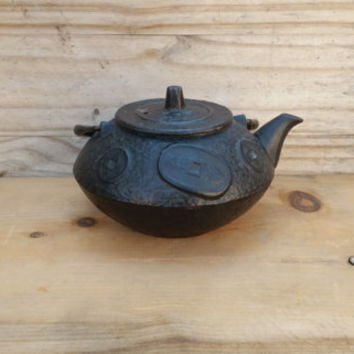 Japanese Style Cast-iron Tea Kettle