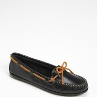 Women's Minnetonka Smooth Moccasin