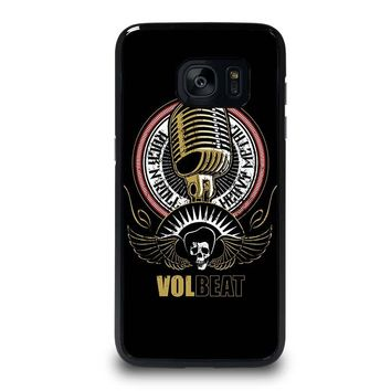 VOLBEAT HEAVY METAL Samsung Galaxy S7 Edge Case Cover