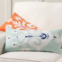 SLOANE IKAT PILLOW COVER