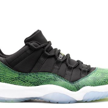 "AIR JORDAN 11 RETRO LOW ""NIGHTSHADE"""