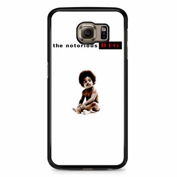 The Notorious Biggie Samsung Galaxy S6 Case