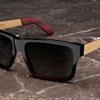 9five Caps LX Red Snake Shades