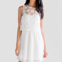 Lianne Embroidered Dress