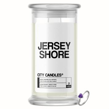 Jersey Shore City Jewelry Candle®