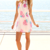 SABO SKIRT  Hydrangea Dress - $58.00