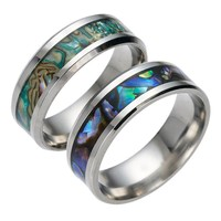 Stylish New Arrival Jewelry Shiny Gift Titanium Luxury Men Strong Character Ring [10059710339]