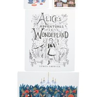 Rifle Paper Co. 'Alice' Wall Art Prints (Set of 4) | Nordstrom